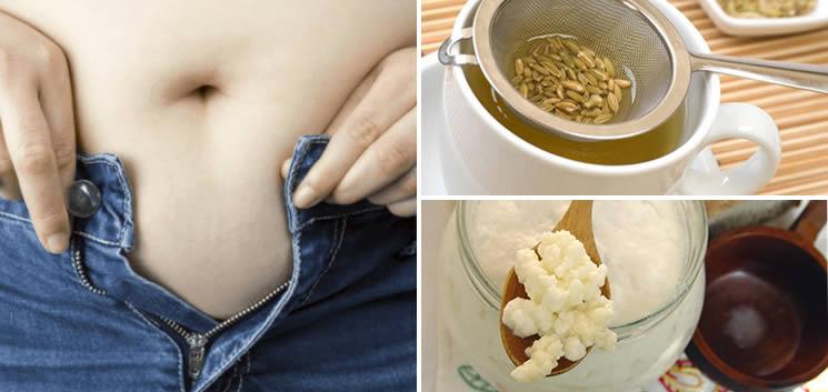 Ventre gonflé : 3 remèdes naturels pour le dégonfler rapidement