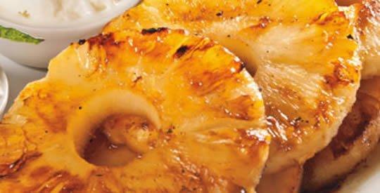 Préparez et mangez 6 tranches d'ananas au four et voyez ce qui se passe dans les 3 heures