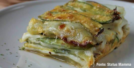 Courgette blanche et pomme de terre parmigiana : très bonne et avec très peu de calories
